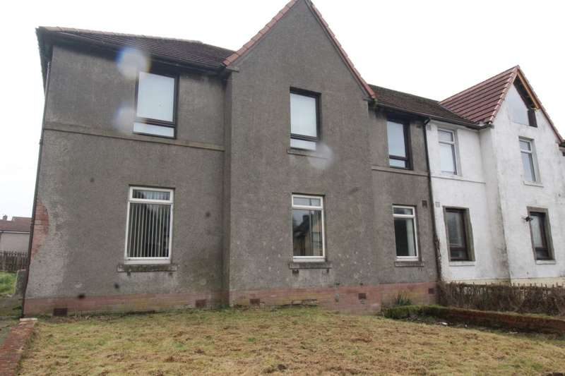 3 Bedrooms Flat for sale in Balbardie Crescent, Bathgate, EH48