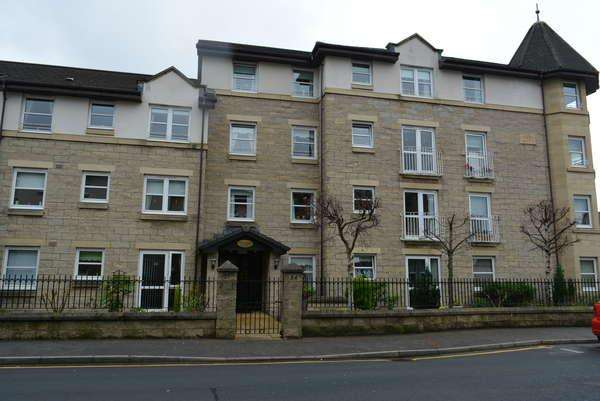 2 Bedrooms Retirement Property for sale in Flat 25 Weavers Court, 24 Woodside Walk, Hamilton, ML3 7HY