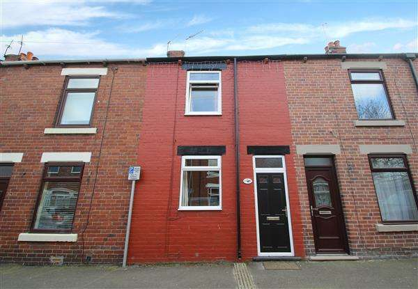 2 Bedrooms Terraced House for sale in Blundell Road, South Elmsall