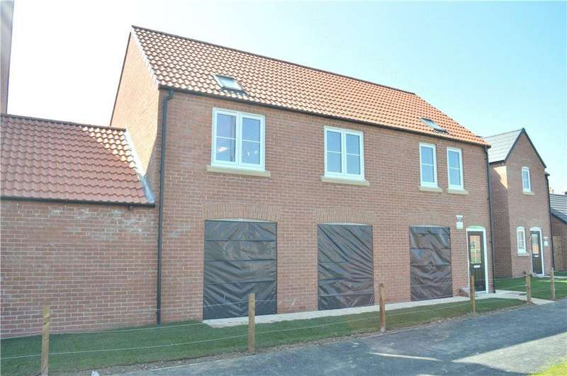 2 Bedrooms Apartment Flat for sale in The Oaks, Topcliffe Road, Thirsk
