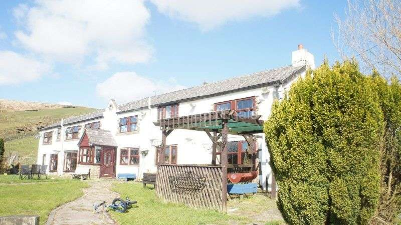 5 Bedrooms Barn Conversion Character Property for sale in Higher Calderbrook Road, Littleborough, Lancashire. OL15 9NH