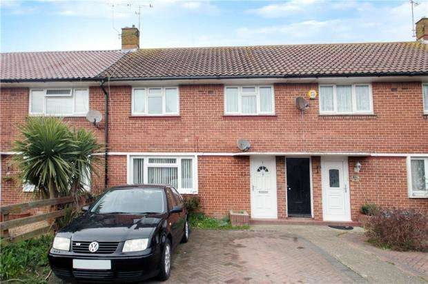 3 Bedrooms Terraced House for sale in Manning Road, Littlehampton, West Sussex, BN17