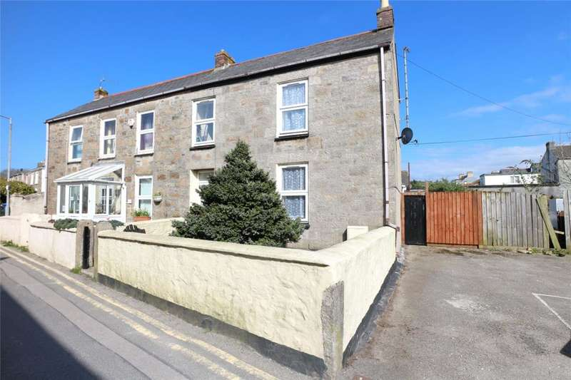 2 Bedrooms End Of Terrace House for sale in North Road, Camborne, Cornwall