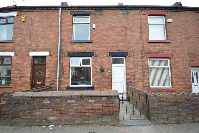 2 Bedrooms Terraced House for sale in Woodhouse Lane, Springfield, Wigan, WN6