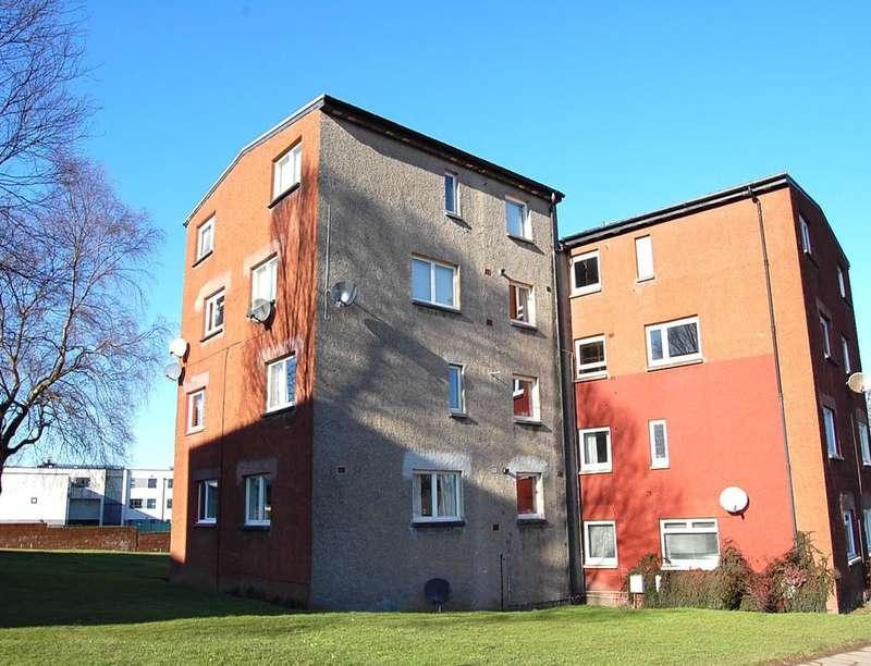 2 Bedrooms Flat for sale in Teviot Street, Falkirk, FK1