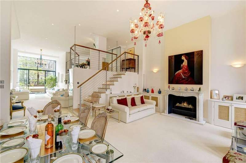 2 Bedrooms Flat for sale in Alexa Court, 73 Lexham Gardens, Kensington, London, W8