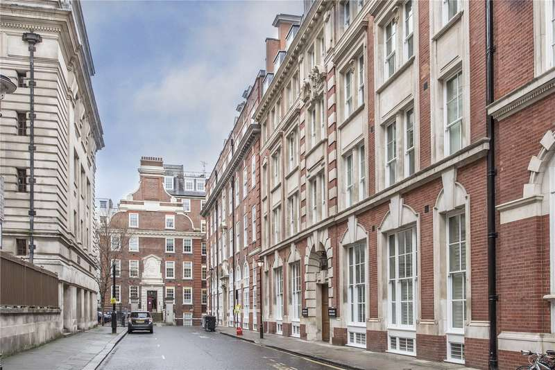 1 Bedroom Flat for sale in The Parliamentarian, Matthew Parker Street, London, SW1H