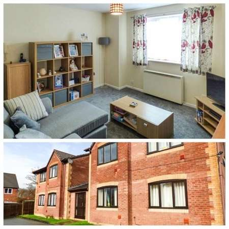 1 Bedroom Flat for sale in Otter Lane, Worcester
