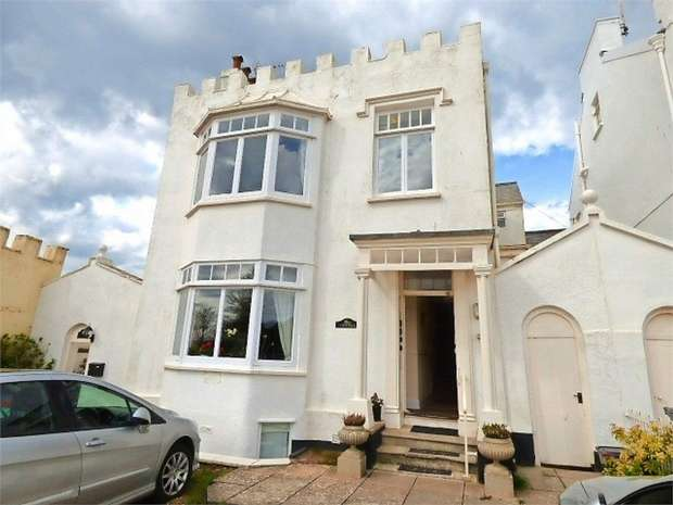 2 Bedrooms Flat for sale in 1 Coburg Terrace, Sidmouth, Devon