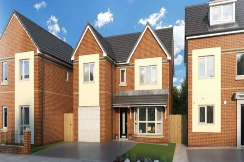 4 Bedrooms Detached House for sale in The Parks, Anfield, Liverpool, L5