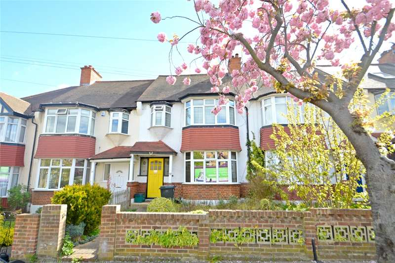 3 Bedrooms Terraced House for sale in Havelock Road, Croydon