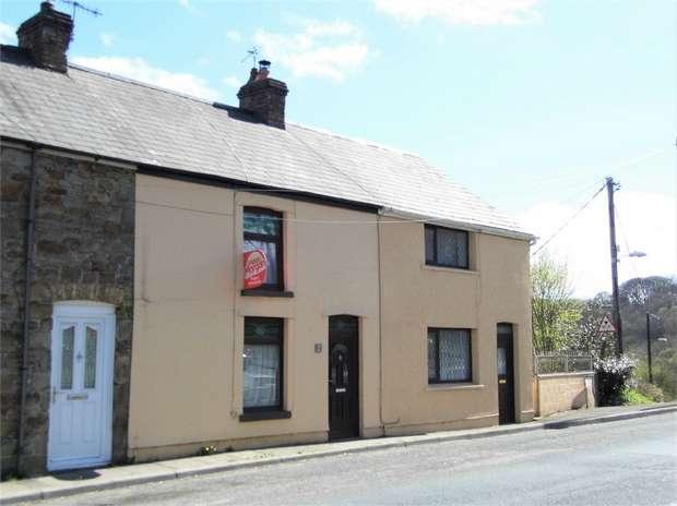 3 Bedrooms Terraced House for sale in Victoria Buildings, Coytrahen, Bridgend, Mid Glamorgan