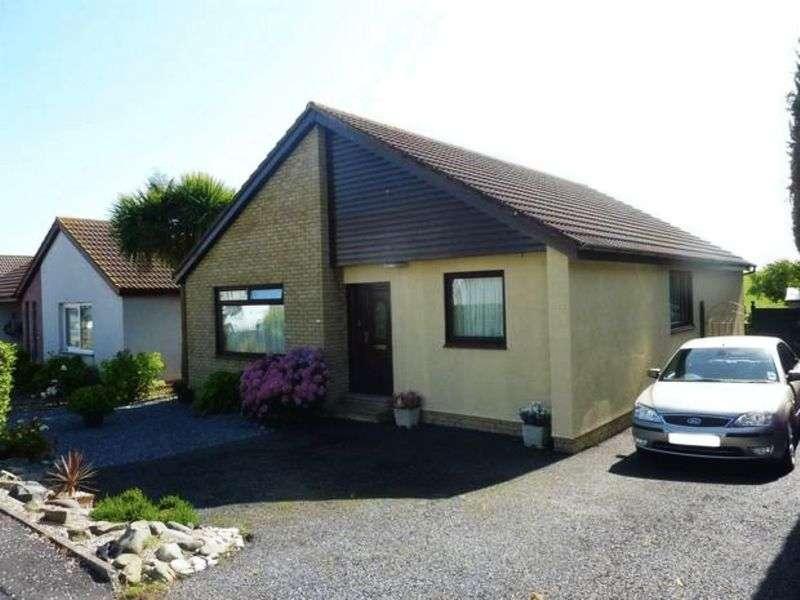 3 Bedrooms Detached Bungalow for sale in Harbour Terrace, Stranraer