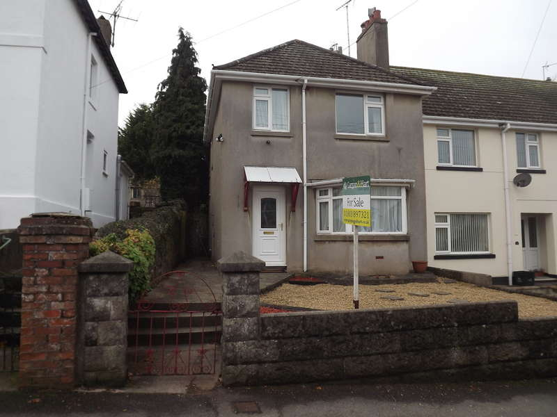 3 Bedrooms End Of Terrace House for sale in Hartop Road, Torquay