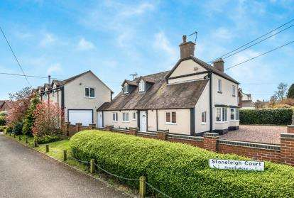 4 Bedrooms Detached House for sale in Hyde Lea, Stafford, Staffordshire