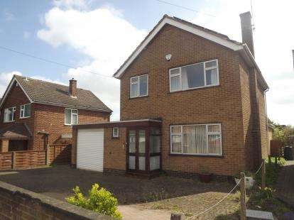 4 Bedrooms Detached House for sale in Field Rise, Littleover, Derby, Derbyshire