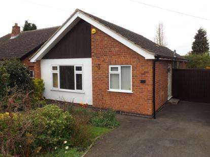 2 Bedrooms Bungalow for sale in Boxley Drive, West Bridgford, Nottingham