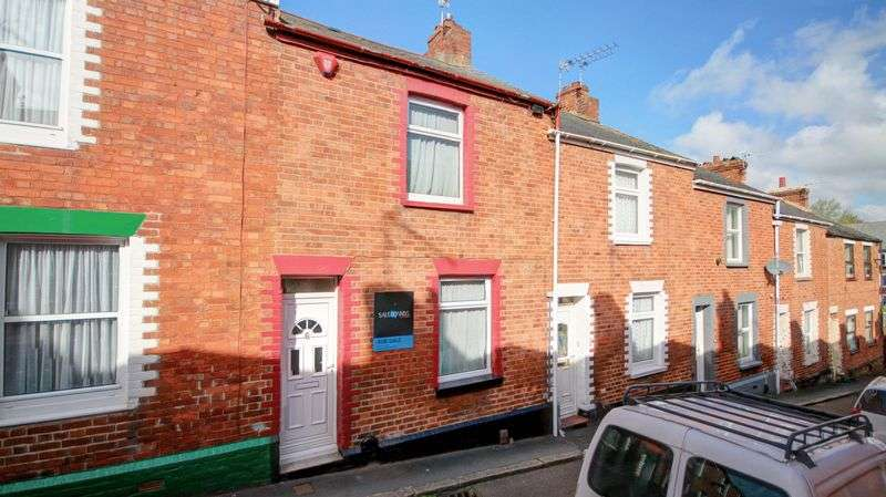 2 Bedrooms Terraced House for sale in Regent Square, Heavitree