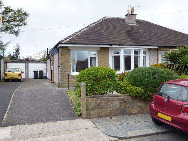 3 Bedrooms Semi Detached Bungalow for sale in Garfield Drive, Torrisholme, LA4 6NH