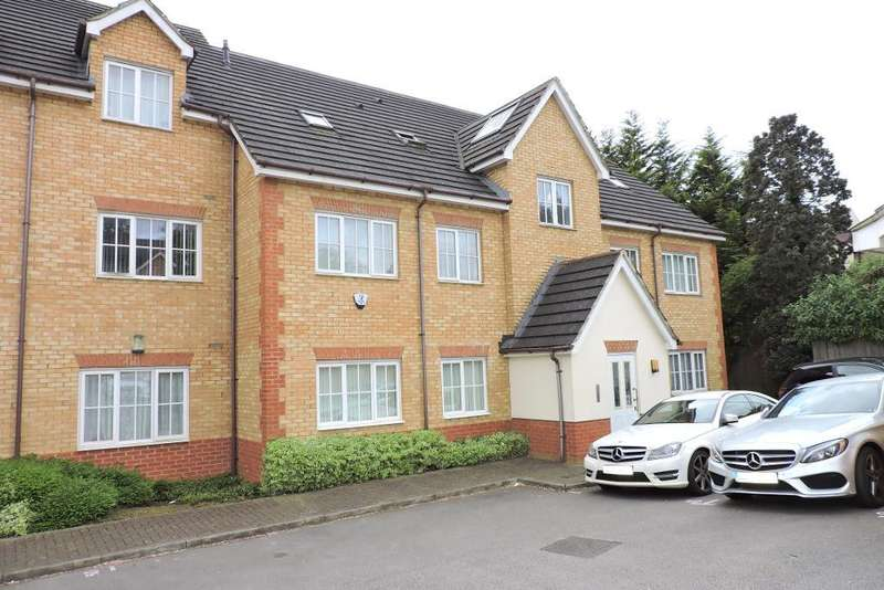 1 Bedroom Flat for sale in The Wickets, Luton, Bedfordshire, LU2 7JB