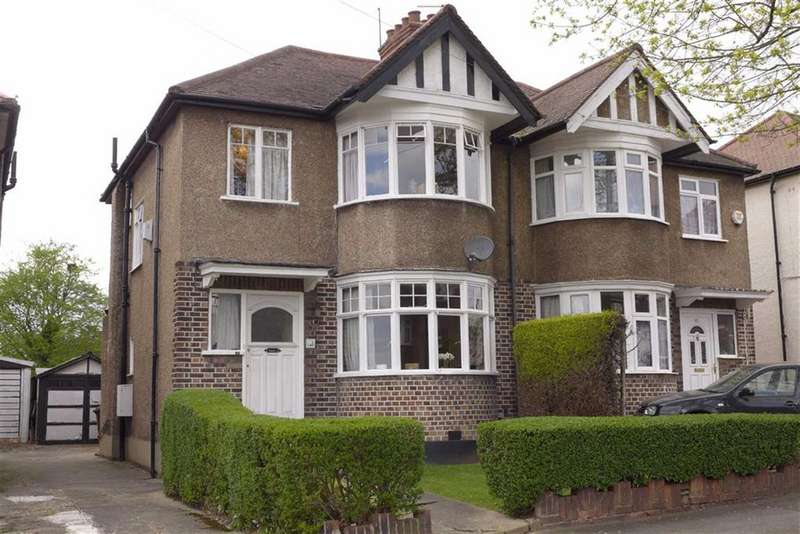 3 Bedrooms Property for sale in Kingshill Drive, Harrow, Middlesex