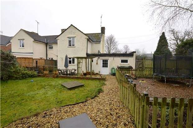 3 Bedrooms Semi Detached House for sale in School Lane, Whitminster, Gloucester, GL2 7PQ