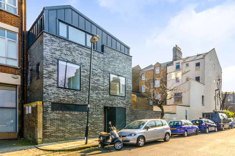 3 Bedrooms House for sale in Fairbridge Road, Archway, N19