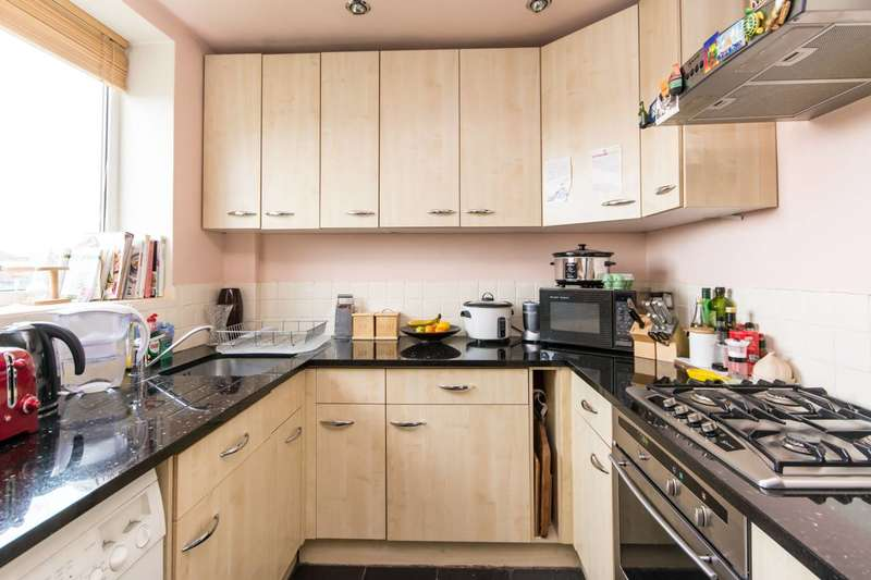 2 Bedrooms Flat for sale in Sinclair Road, Brook Green, W14