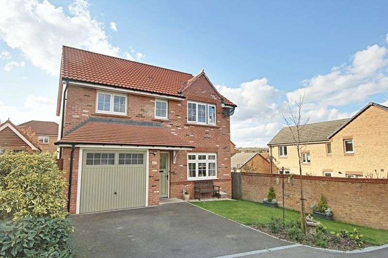 4 Bedrooms Detached House for sale in Tofts Road, Barton-Upon-Humber