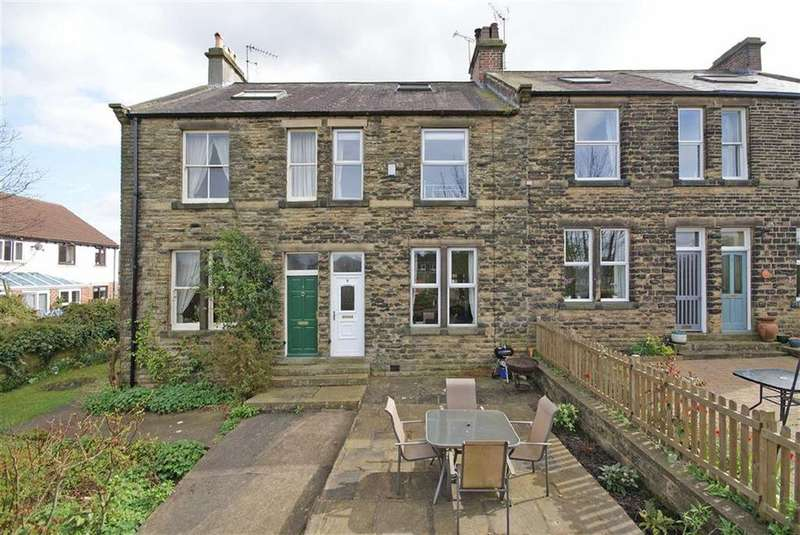 4 Bedrooms Terraced House for sale in Ash Mount, Knaresborough, North Yorkshire