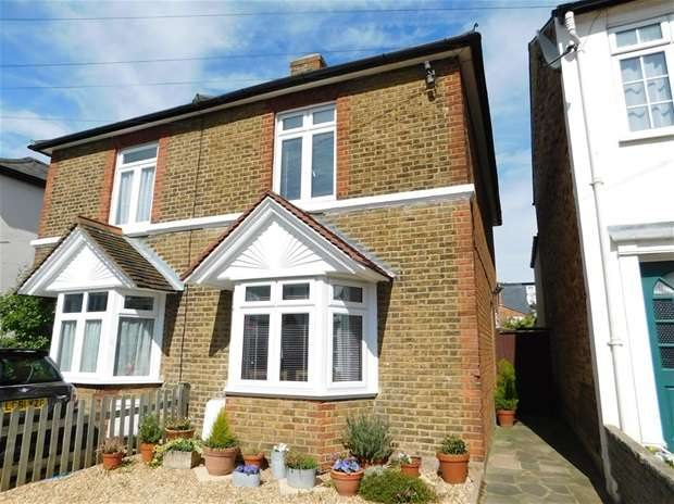 2 Bedrooms Semi Detached House for sale in Westfield Road, Surbiton