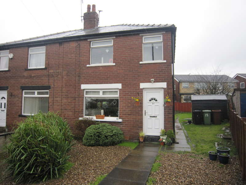 3 Bedrooms Semi Detached House for sale in Swinnow Crescent, Stanningley