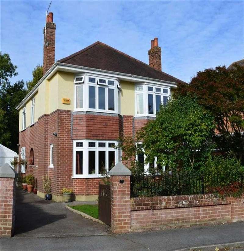 4 Bedrooms Detached House for sale in Oakley Road, Wimborne, Dorset