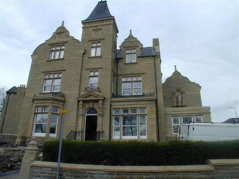2 Bedrooms Apartment Flat for sale in Burlington House, Edgerton, Huddersfield, HD1