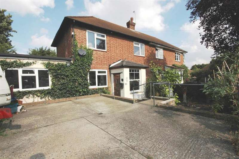 4 Bedrooms Semi Detached House for sale in Dale Road, Crayford