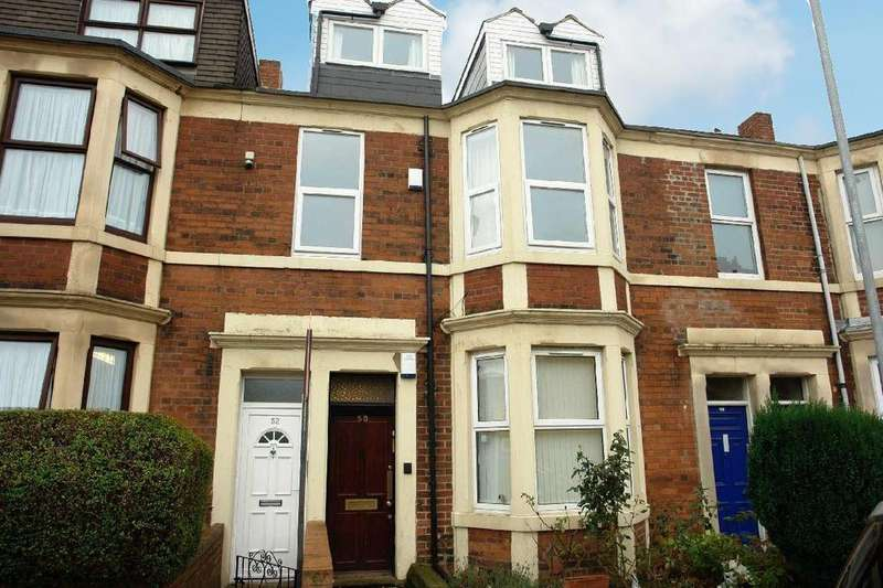 6 Bedrooms Maisonette Flat for sale in Keswick Street, Gateshead