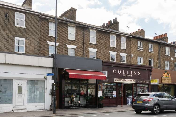 Retail Property (high Street) Commercial for sale in Trafalgar Road London SE10