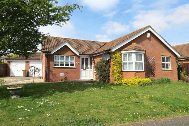 3 Bedrooms Detached Bungalow for sale in Deira Close, Quarrington