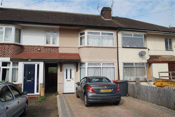 2 Bedrooms Terraced House for sale in Stanhope Road, Cippenham