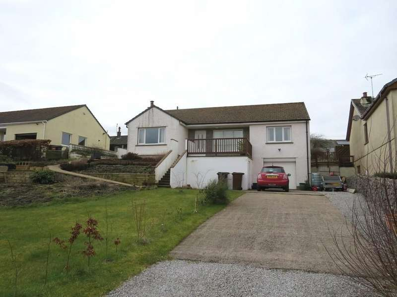 3 Bedrooms Detached Bungalow for sale in Becklea, Kirkland, Cumbria