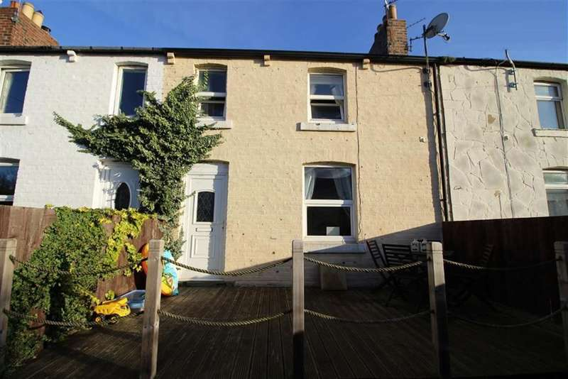 2 Bedrooms Terraced House for sale in Blagdon Terrace, Newcastle Upon Tyne, NE13