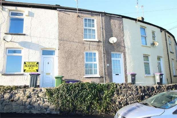 2 Bedrooms Cottage House for sale in Austin Road, Sebastopol, PONTYPOOL