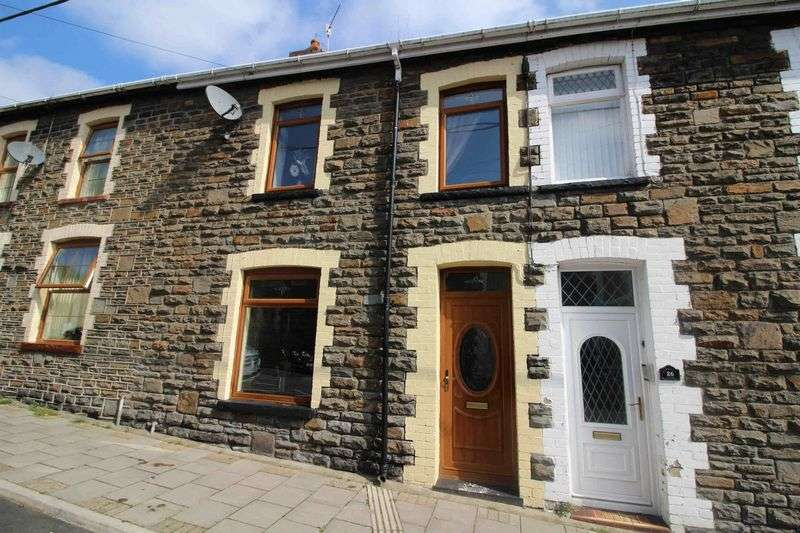 3 Bedrooms Semi Detached House for sale in Gertrude Street, , Abercynon, Mountain Ash, CF45 4RL