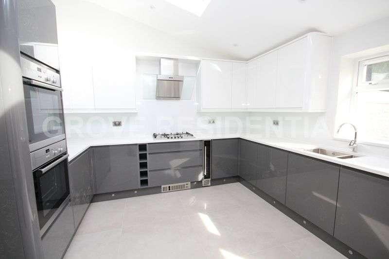 5 Bedrooms Semi Detached House for sale in Broadfields Avenue, Edgware, Greater London. HA8 8SS