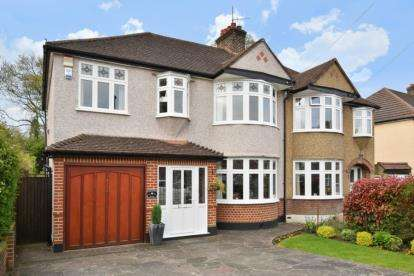 4 Bedrooms House for sale in Oaklands Avenue, West Wickham