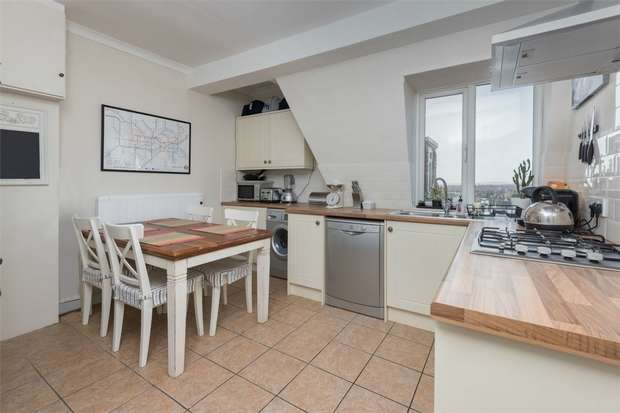 2 Bedrooms Flat for sale in Rutland Court, New Church Road, Hove, East Sussex