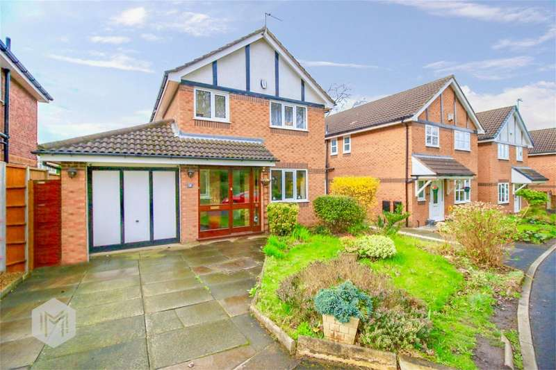 3 Bedrooms Detached House for sale in Weylands Grove, Salford, Manchester