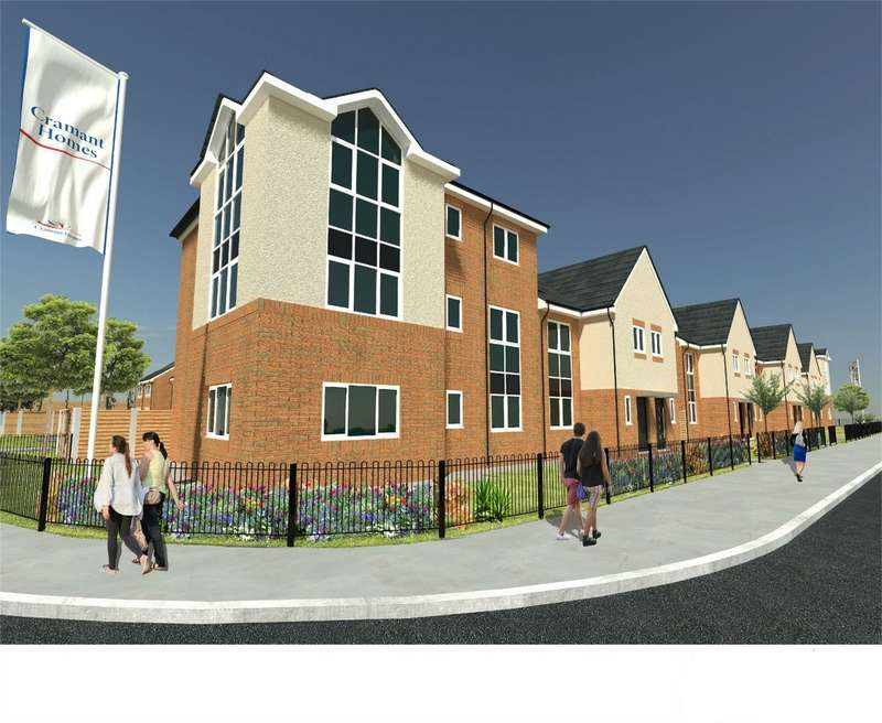 2 Bedrooms Flat for sale in The Hazel, Woodvale, Westhoughton, Bolton, Lancashire