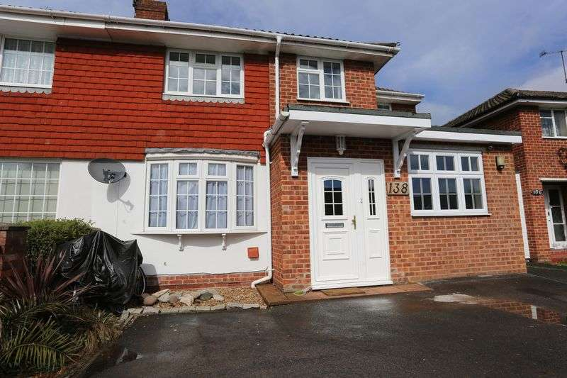 4 Bedrooms Semi Detached House for sale in Antrim Road, Woodley