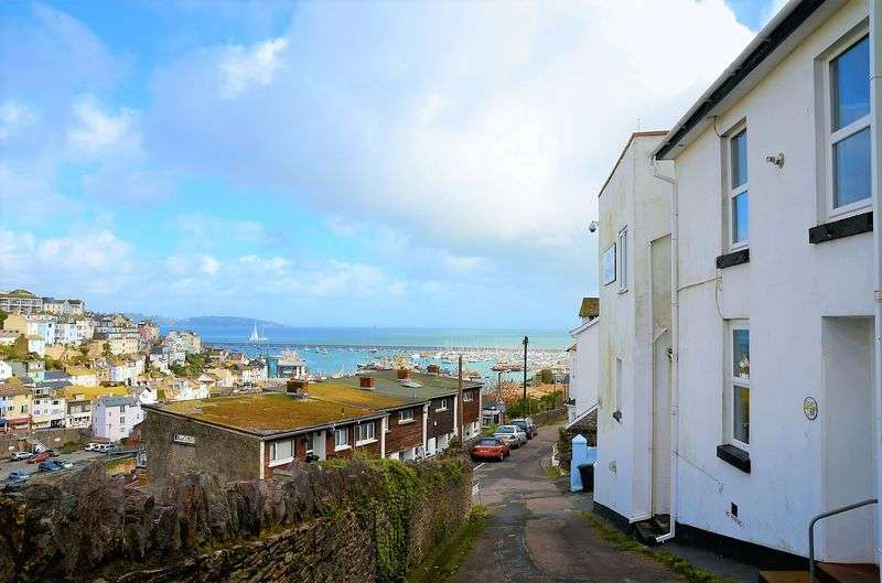 3 Bedrooms Terraced House for sale in WINDMILL HILL BRIXHAM